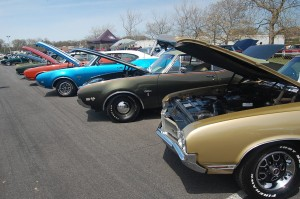Oldsmobile Car Show 2012