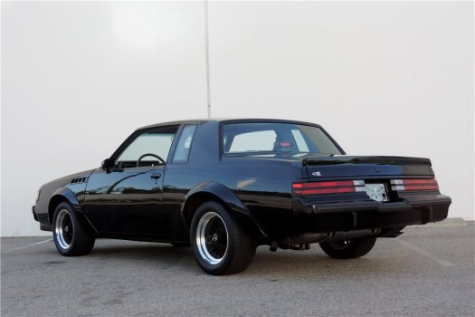a-1987-buick-gnx-sold-in-scottsdale-for-126500